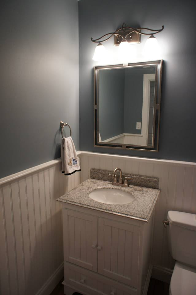 Devon Kitchen and Powder Room - Top Notch General Contracting