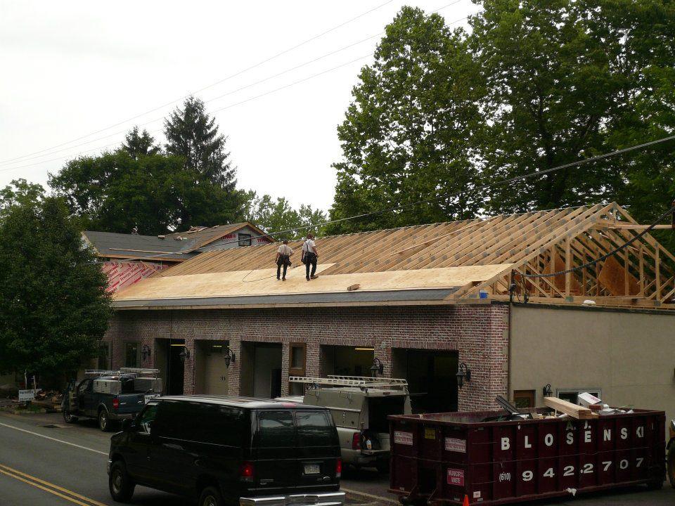 Top Notch General Contracting   roof renovation   roof repair   main line roof repair