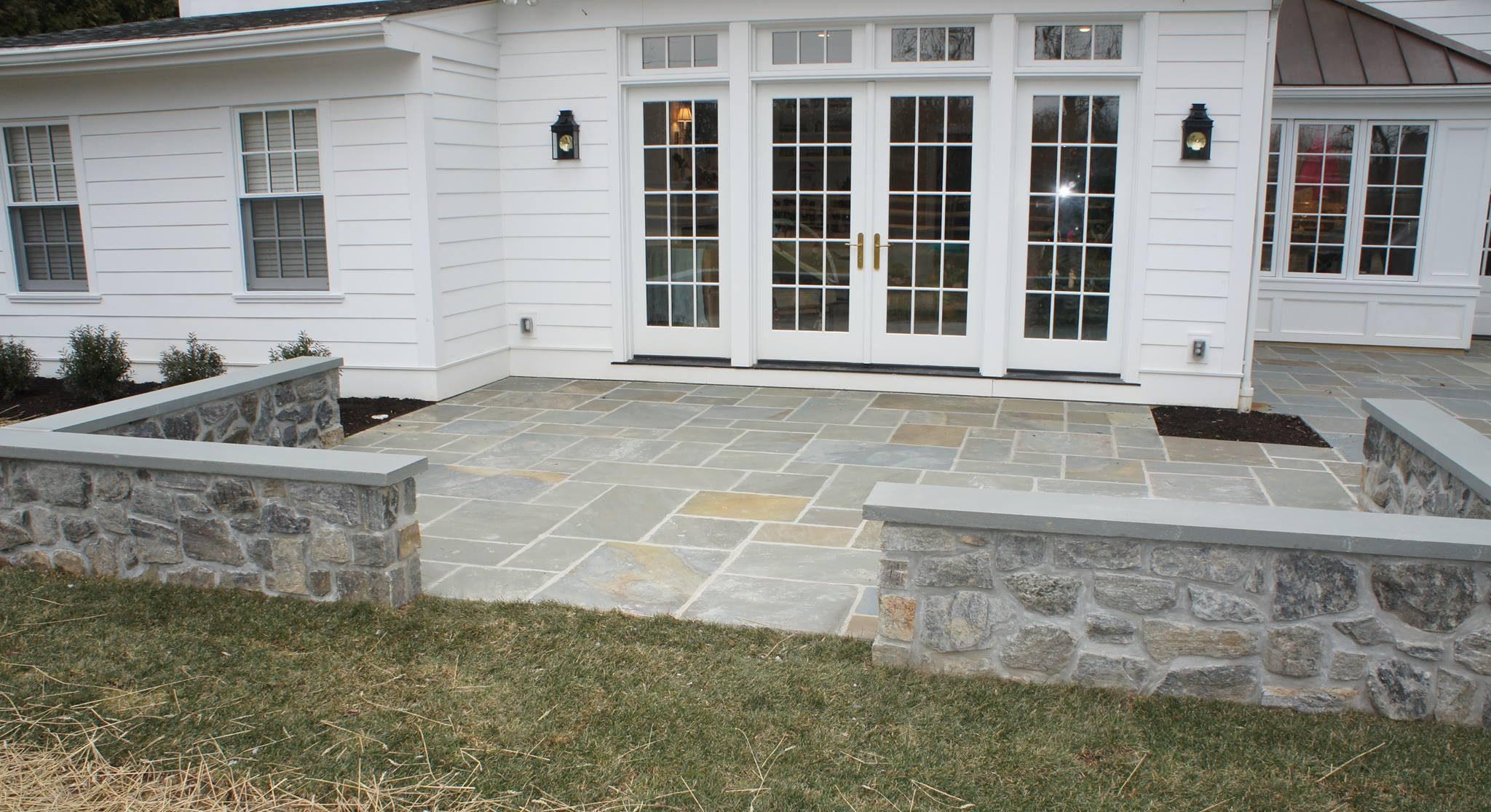 Top Notch General Contracting   Wayne Patio   Wayne Deck   Stone Patio