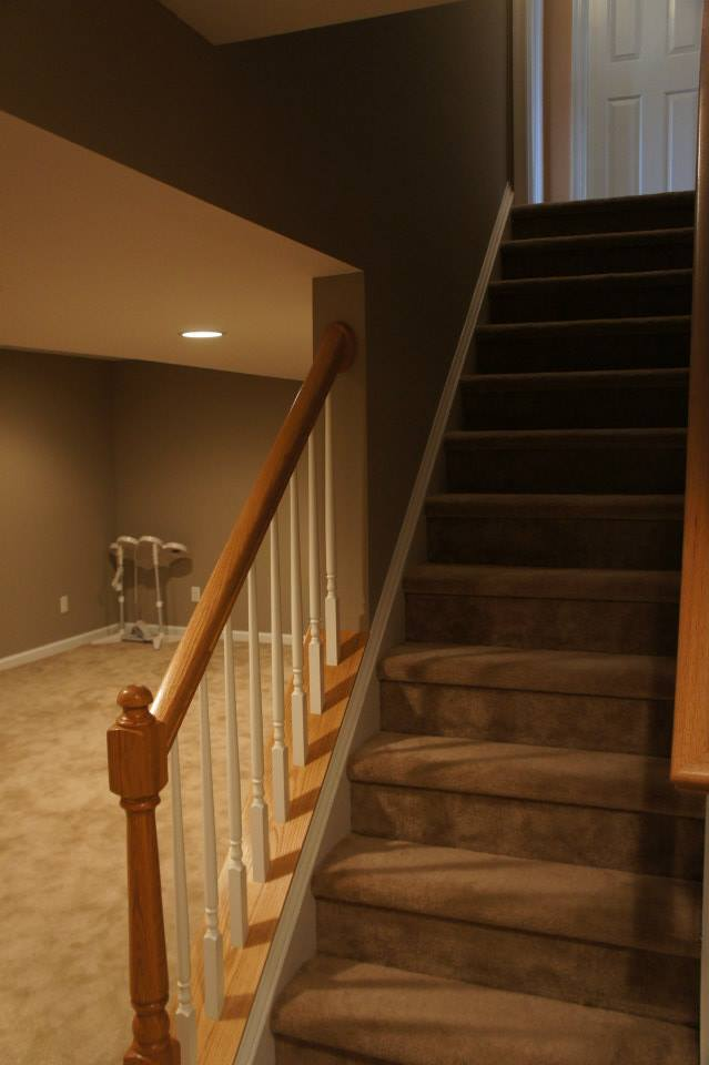 Honey Brook Finished Basement Top Notch General Contracting