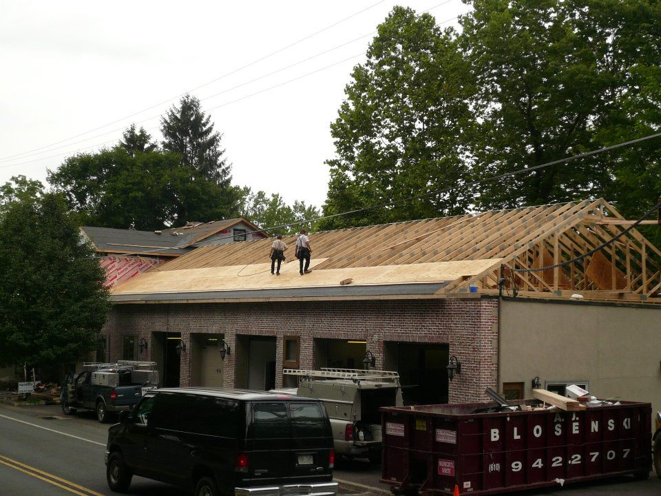 Top Notch General Contracting | roof renovation | roof repair | main line roof repair
