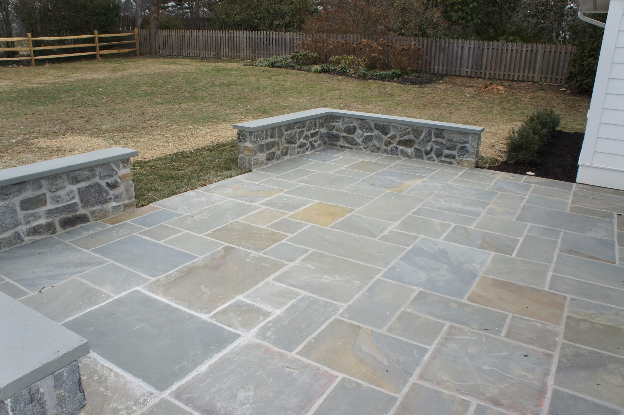 Wayne Patio Top Notch General Contracting