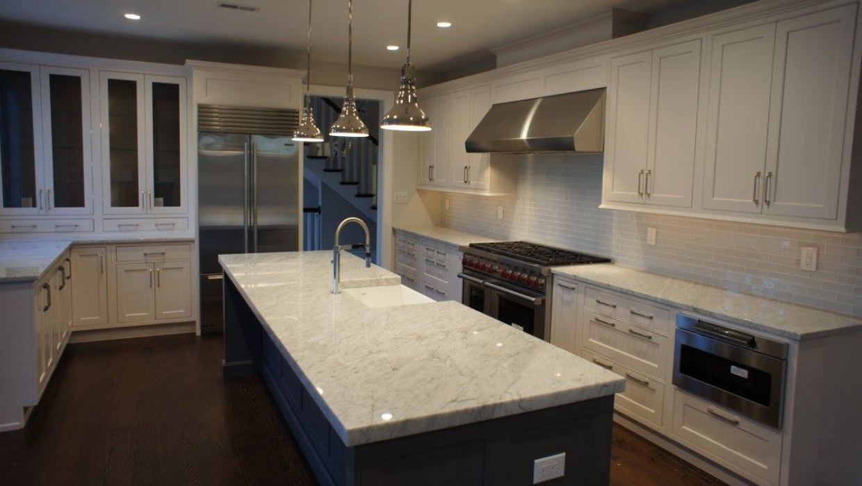Kitchen Countertops | Top Notch General Contracting