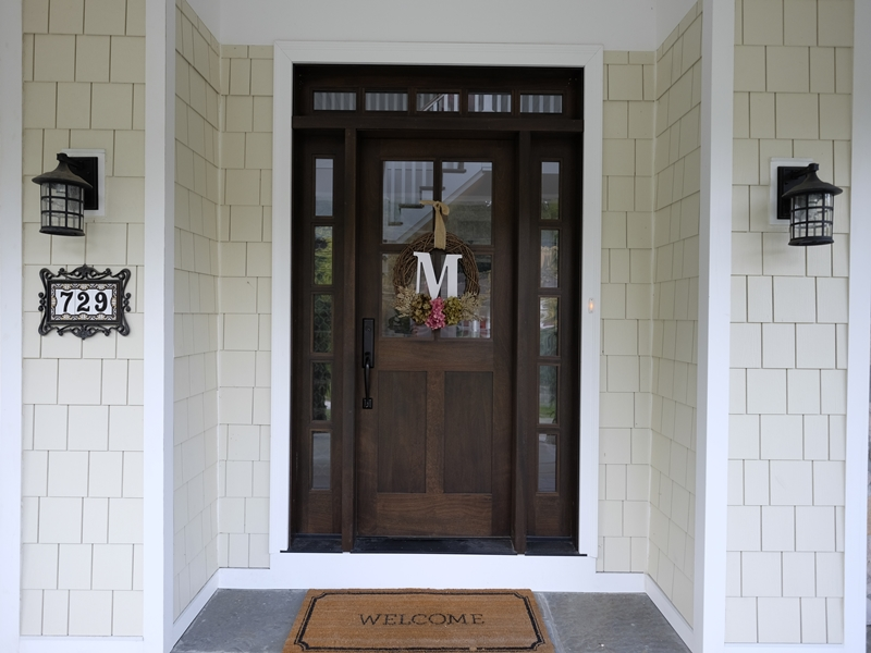 Entryway | Top Notch General Contracting