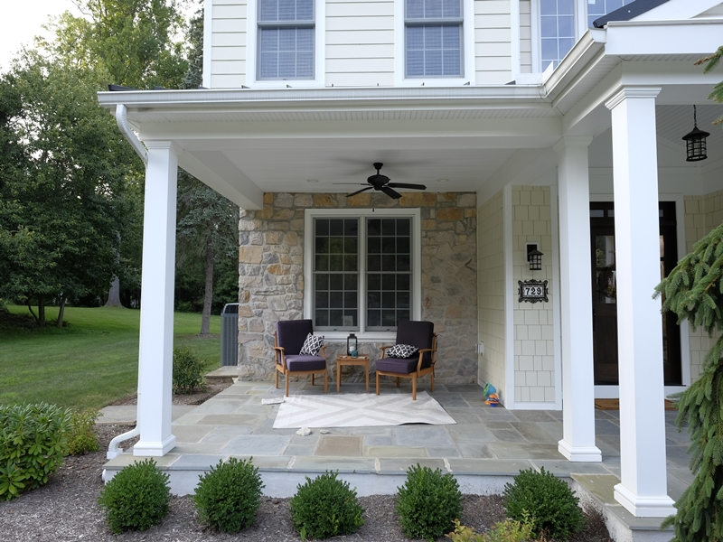 Outdoor Patio | Top Notch General Contracting