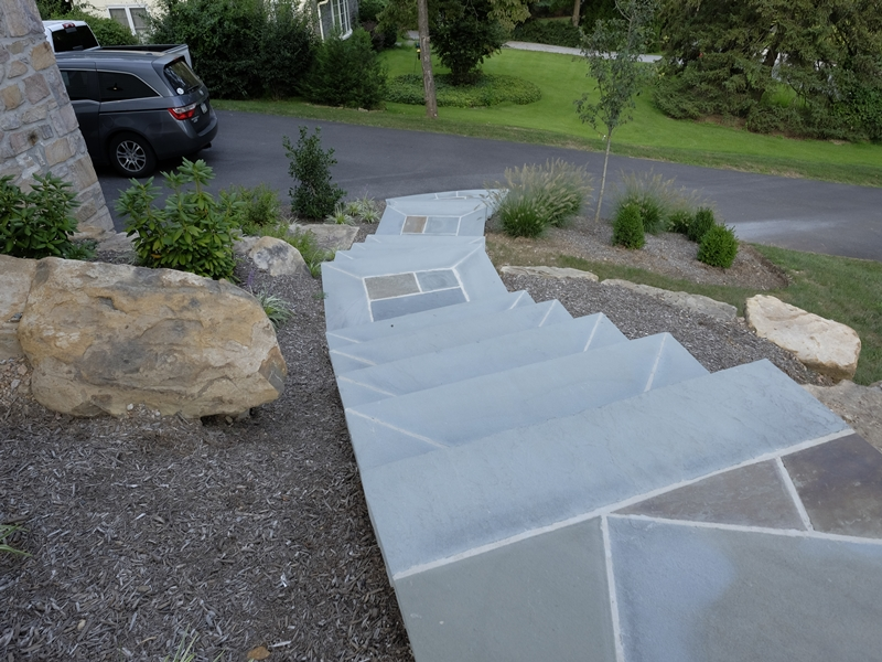 Stone Steps | Top Notch General Contracting