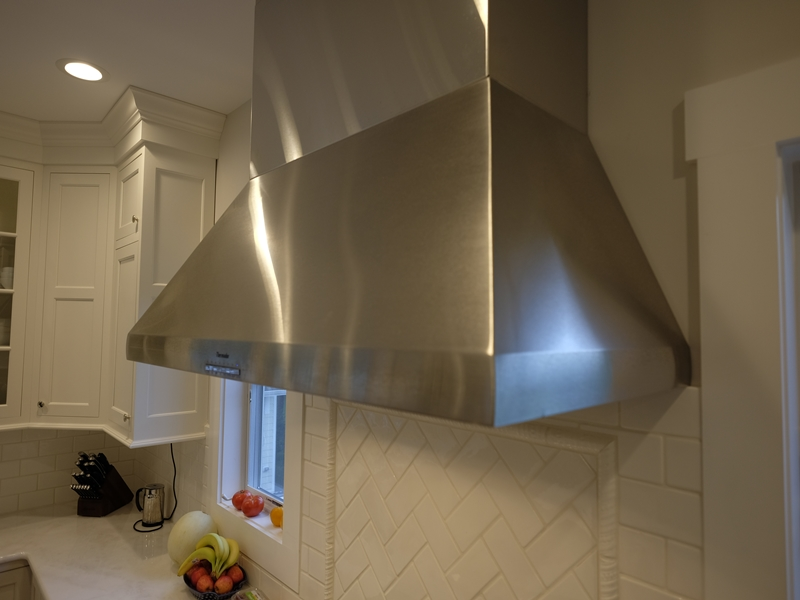 Stove Vent | Top Notch General Contracting