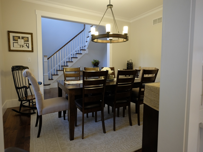Dining Room | Top Notch General Contracting