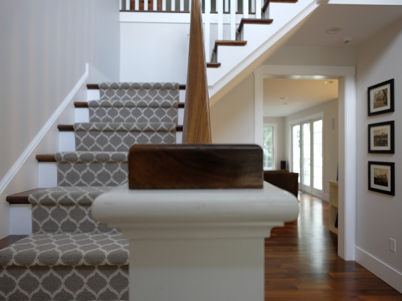 Closeup Railing | Top Notch General Contracting