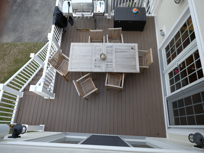 View of Deck | Top Notch General Contracting