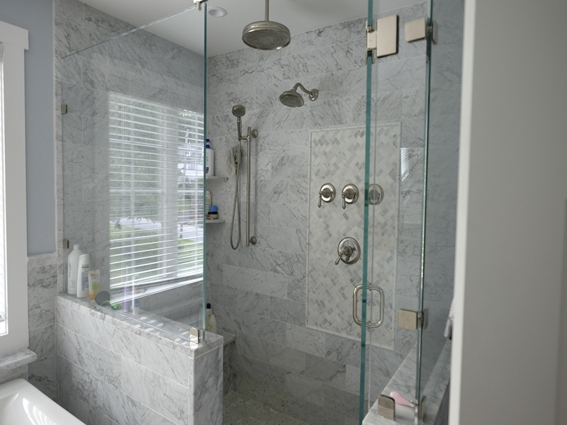 Shower | Top Notch General Contracting