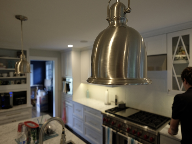 Kitchen Lighting | Top Notch General Contracting