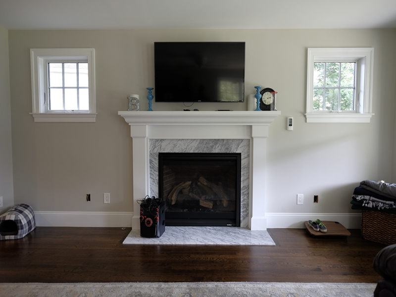 Fireplace | Top Notch General Contracting