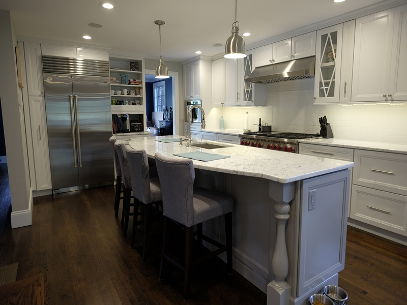 Kitchen Island | Top Notch General Contracting