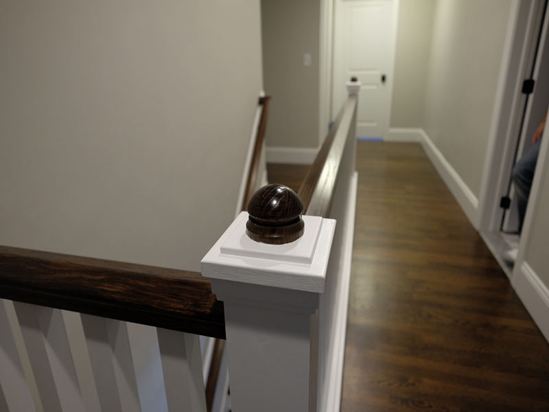 Railing Details | Top Notch General Contracting