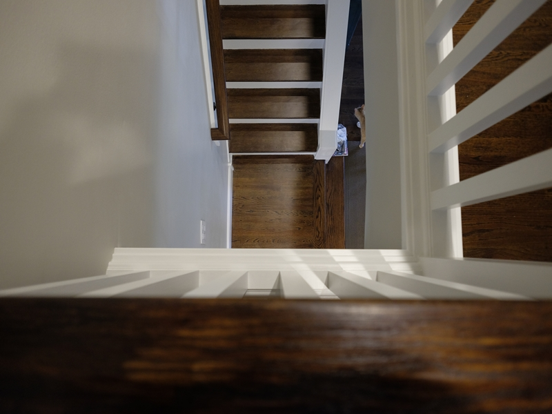 Stairway | Top Notch General Contracting