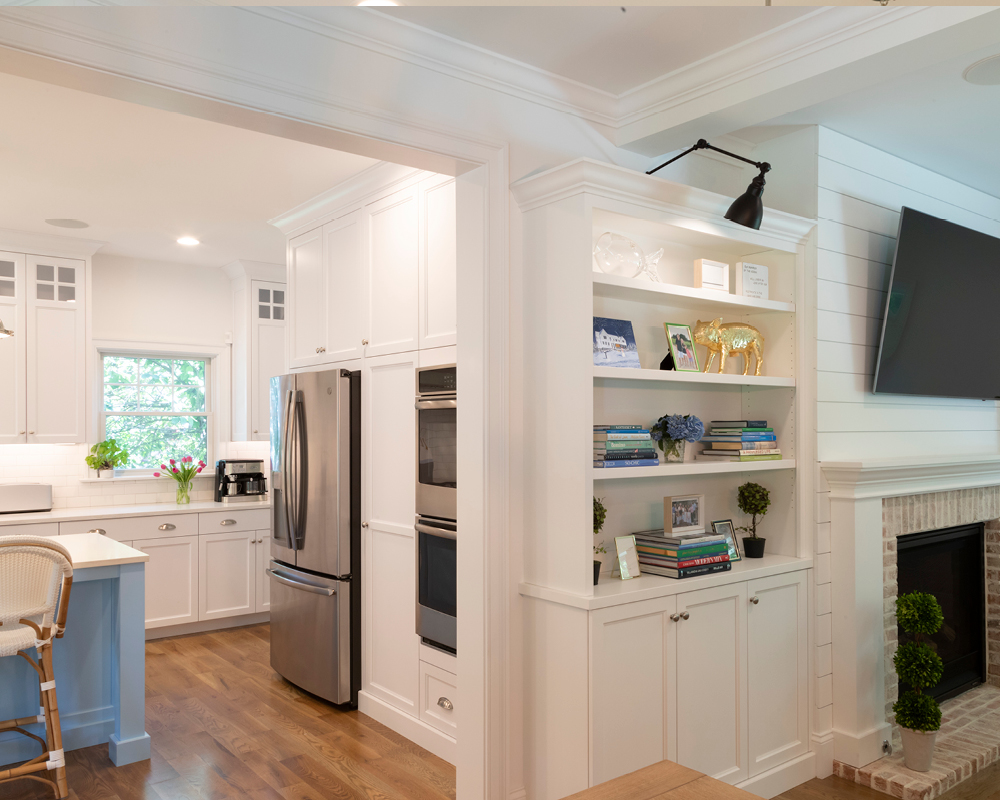 Wayne Kitchen Renovation | Top Notch General Contracting Main line
